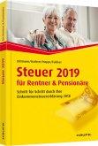 Steuer 2019 für Rentner und Pensionäre - inklusive Arbeitshilfen online