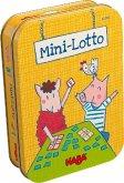 HABA 303702 - Mini-Lotto, Kinderspiel, Reisespiel