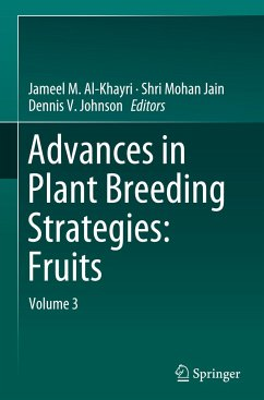 Advances in Plant Breeding Strategies: Fruits