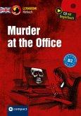 Murder at the Office, 1 Audio-CD + Begleitbuch