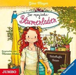 Fabelhafte Ferien / Der magische Blumenladen Bd.8 (1 Audio-CD) - Mayer, Gina