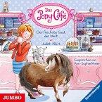 Der frechste Gast der Welt / Das Pony-Café Bd.4 (1 Audio-CD)