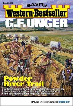 G. F. Unger Western-Bestseller 2359 - Western (eBook, ePUB)