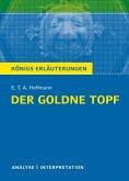 Der goldne Topf. Königs Erläuterungen. (eBook, ePUB)