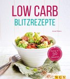 Low Carb Blitzrezepte (eBook, ePUB)