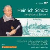 Symphoniae Sacrae Ii (Schütz-Ed.Vol.18)