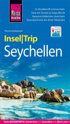 Reise Know-How InselTrip Seychellen (eBook, PDF) - Barkemeier, Thomas