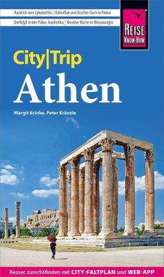 Reise Know-How CityTrip Athen (eBook, PDF) - Kränzle, Peter; Brinke, Margit