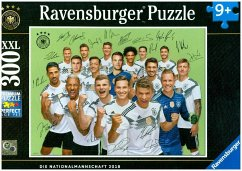 Ravensburger 13248 - DFB, Weltmeisterschaft 2018, Puzzle, 300 Teile im XXL Format
