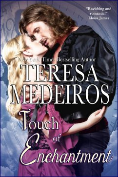 Touch of Enchantment (Lennox Magic, #2) (eBook, ePUB) - Medeiros, Teresa