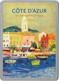 Cote d'Azur. 20 Postkarten