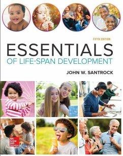 Gen Combo Looseleaf Essentials of Life-Span Development; Connect Access Card - Santrock, John W.