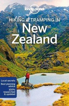Hiking & Tramping in New Zealand - Bain, Andrew; DuFresne, Jim