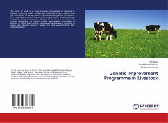 Genetic Improvement Programme in Livestock