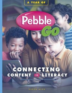 A Year of Pebblego: Connecting Content to Literacy