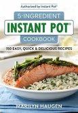 5-Ingredient Instant Pot Cookbook