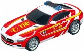 Carrera 20064122 - Go!!!, Mercedes-AMG GT Coupé 112 Feuerwehr, Notarzt, Slotcar