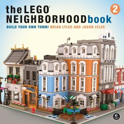 The LEGO Neighborhood Book 2 - Lyles, Brian; Lyles, Jason