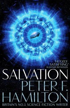 Salvation - Hamilton, Peter F.