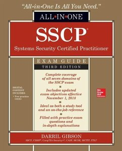 SSCP Systems Security Certified Practitioner All-in-One Exam Guide - Gibson, Darril