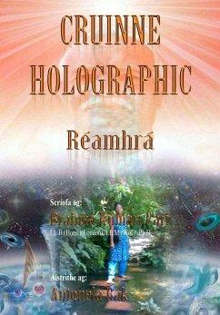 Cruinne Holographic: Réamhrá (eBook, ePUB)