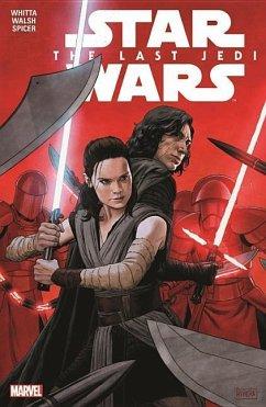 Star Wars: The Last Jedi Adaptation - Whitta, Gary
