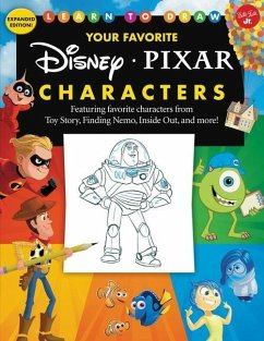 Learn to Draw Your Favorite Disney/Pixar Charac...