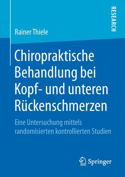 Chiropraktische Behandlung Nebenwirkungen