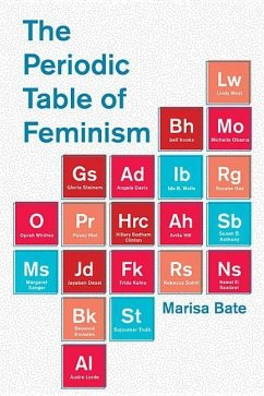 The Periodic Table of Feminism - Bate, Marisa