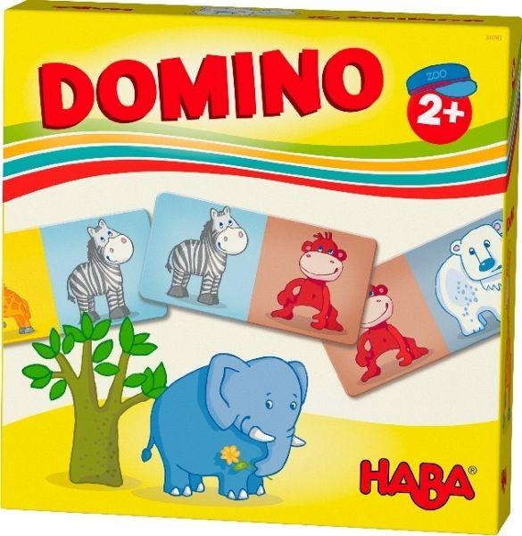 HABA-Lieblingsspiele - Domino Zootiere