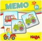 HABA-Lieblingsspiele - Memo Fahrzeuge (Kinderspiel)