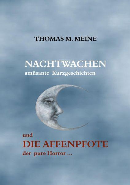 Nachtwachen - Die Affenpfote - Jacobs, W. W.