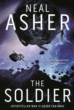 The Soldier - Asher, Neal