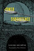Power and Subsistence, 3: The Political Economy of Grain in New France