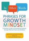 In Other Words: Phrases for Growth Mindset (eBook, ePUB)