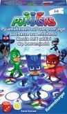 Ravensburger 23459 - PJ Masks-Pyjamahelden auf Gangsterjagd, Würfelspiel