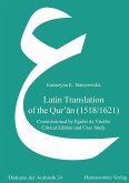 Latin Translation of the Qur'an (1518/1621) (eBook, PDF)
