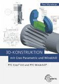 3D-Konstruktion mit Creo Parametric und Windchill