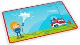 HABA 303814 - Kinder-Tischset Feuerwehr