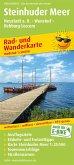 PUBLICPRESS Rad- und Wanderkarte Steinhuder Meer