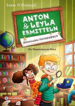 Anton und Leyla ermitteln, Band 01 (eBook, ePUB)