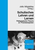 Schulisches Lehren und Lernen (eBook, PDF)