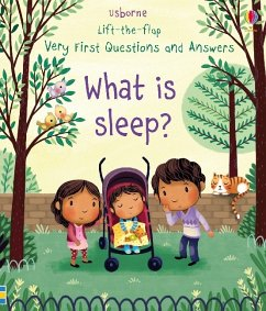 Very First Lift-the-Flap Questions & Answers What is Sleep? - Daynes, Katie