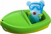 HABA 303865 - Badeboot Maus ahoi! Boot und Maus, 2-teilig
