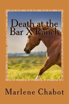 Death at the Bar X Ranch (A Mary Malone Mystery...