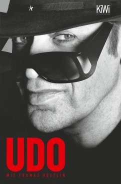 Udo (eBook, ePUB) - Hüetlin, Thomas; Lindenberg, Udo