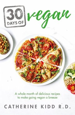 30 Days of Vegan (eBook, ePUB)