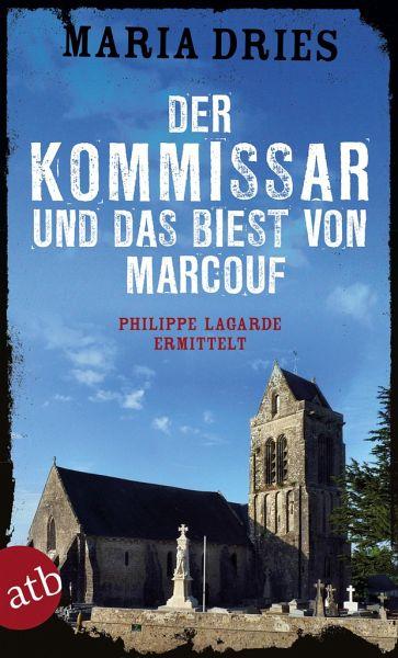 Buch-Reihe Commissaire Philippe Lagarde
