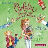 Internat und Kuss und Schluss? / Carlotta Bd.8 (2 Audio-CDs)