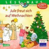 Jule freut sich auf Weihnachten / Lesemaus Bd.161